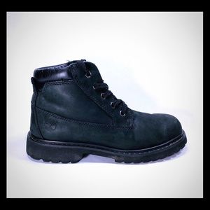 Timberland Black Ankle Boots sz 6.5